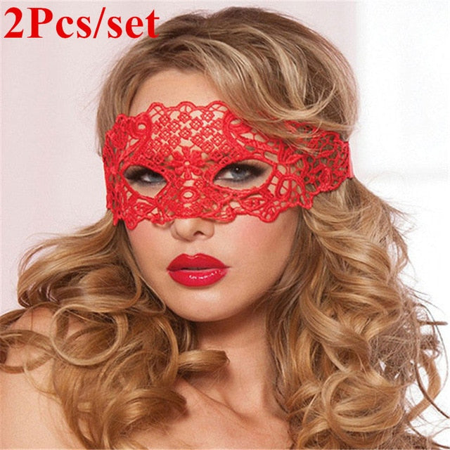 Queen Eyes Female Mask For Adults Games