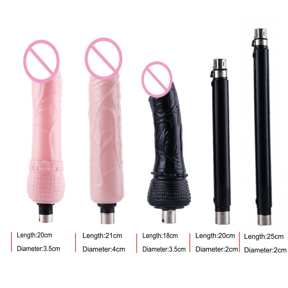 A2 Automatic Sex Machine Retractable + 4 Adjustable Dildos - Own Pleasures
