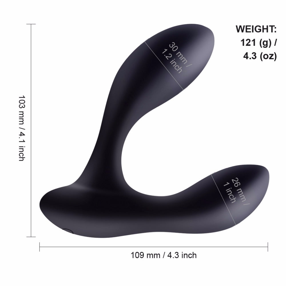 Wireless Control Anal Vibrator - Own Pleasures