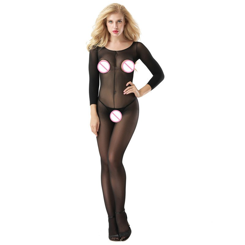 Exotic Bodysuits and stockings | Crotchless Lingerie