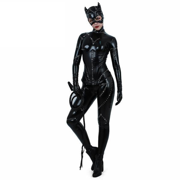 Up to XL Cat woman Cosplay | Costume Catsuit Jumpsuit - Own Pleasures
