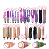 Dildos for Sex Machine, 28 Types - Own Pleasures