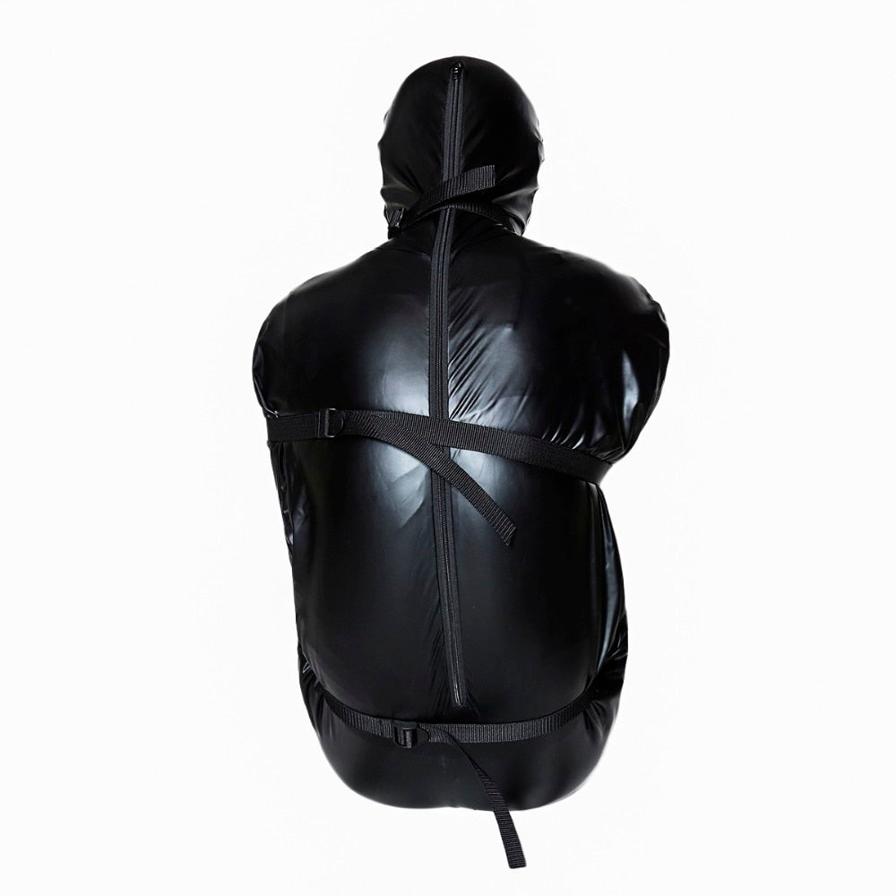 BDSM Bondage Bag Patent Leather