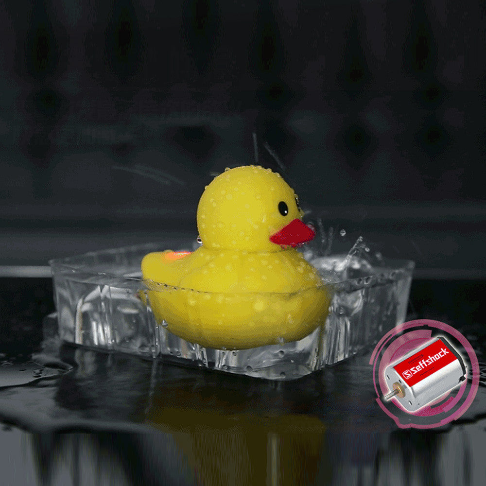 SafeBattery Operated Cute Vibrating Duck - Own Pleasures