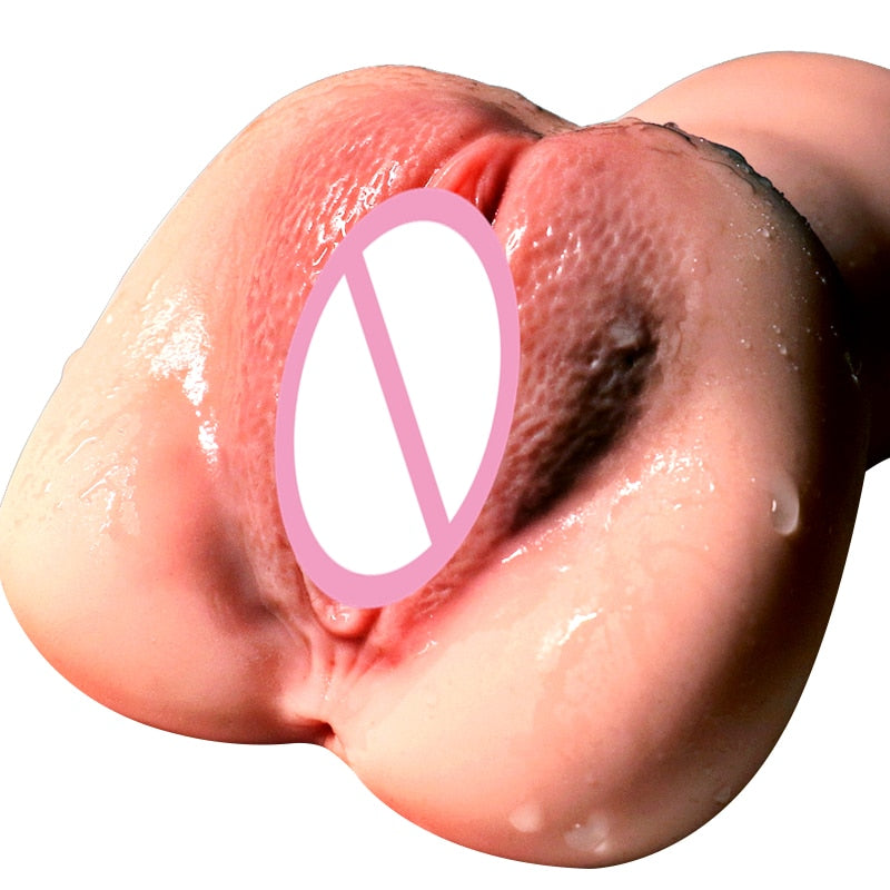 3D Pocket Pussy Male Masturbator - Own Pleasures