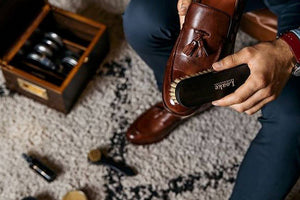 Q & A with our Shoe Care Expert Steven Gaffin