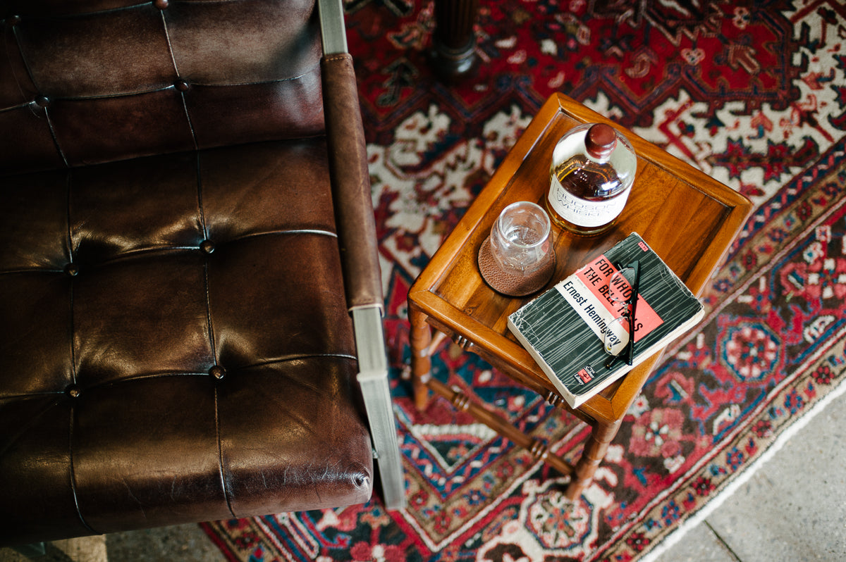 Ingredients for Creating a Well-Appointed, Masculine Space