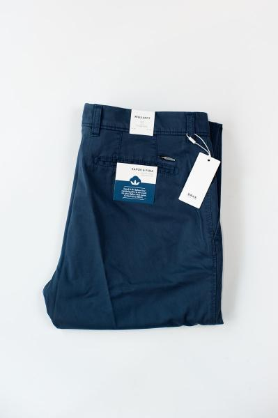 KAPOK & PIMA LUXURY CHINOS - OCEAN