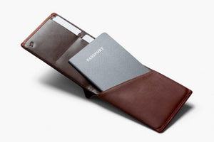 TRAVEL WALLET - COCOA