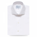 BRODY OXFORD WHITE CLASSIC DRESS SHIRT