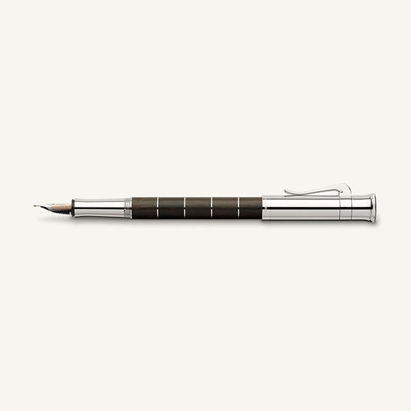 CLASSIC ANELLO GRENADILLA FOUNTAIN PEN