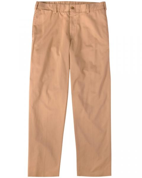 M2 - CHAMOIS CLOTH CHINO - CAMEL