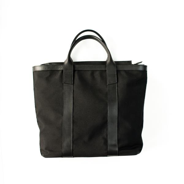 SUNBRELLA TALL TOTE BAG WITH ZIPPER