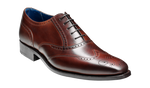 Johnny Dark Brown Calfskin Wingtip
