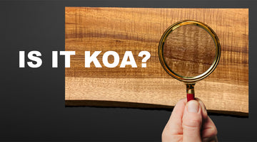 How to Identify Koa?