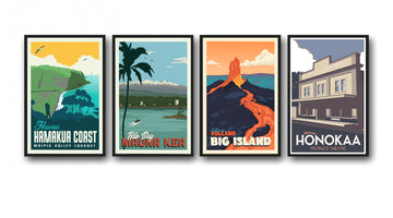 What Are Travel Posters?