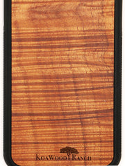 Koa Wood Grain Pattern