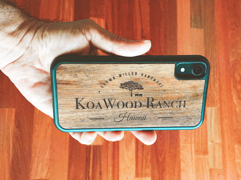 My Koa iPhone Case