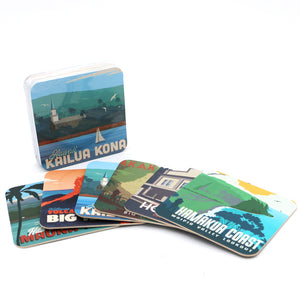 Big Island Hawaii Coasters