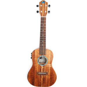 Hawaiian Koa Wood Ukulele - Concert