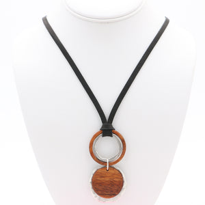 Koa Wood Necklace