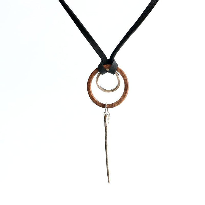 Karma Drop Necklace
