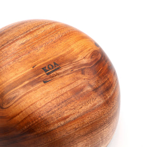 Live Edge Koa Bowl #604 - Medium