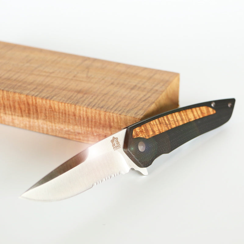 Pahi Koa Wood Knife