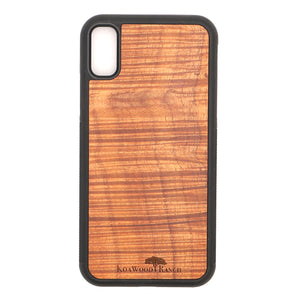 Koa Wood Phone Case
