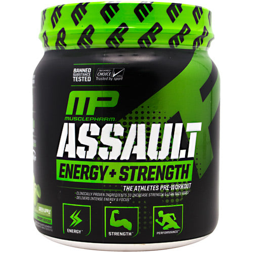 MusclePharm Sport Series Assault