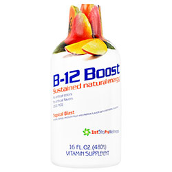 High Performance Fitness B12