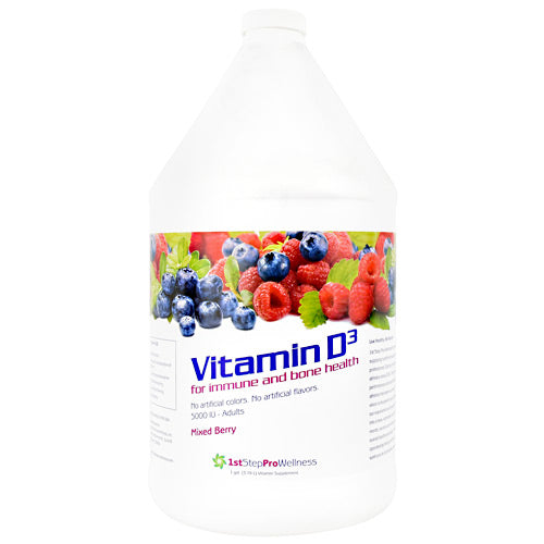 High Performance Fitness Vitamin D3