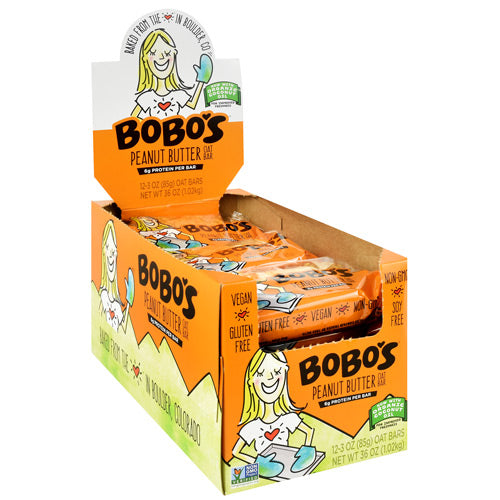 Bobo's Oat Bar