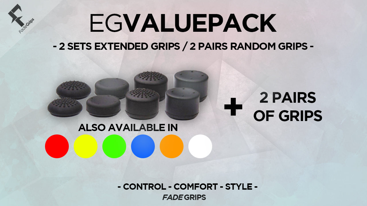 Extended Grips Value Pack