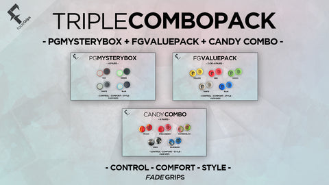 Triple Combo Pack