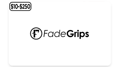 FadeGrips Gift Card