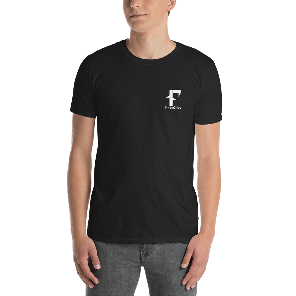 FadeGrips Short-Sleeve T-Shirt (Black)