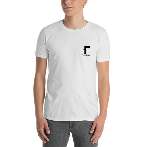 FadeGrips Short-Sleeve T-Shirt (White)