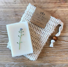 Load image into Gallery viewer, Natural Sisal Soap Pouch