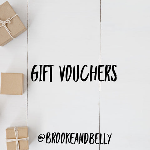 Gift Voucher - Electronic - Multiple Values to choose from