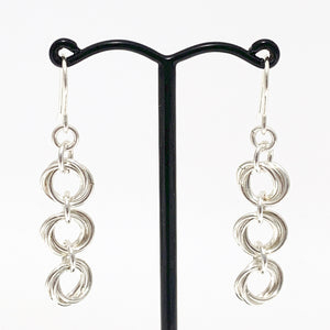 Mobius 63 earrings