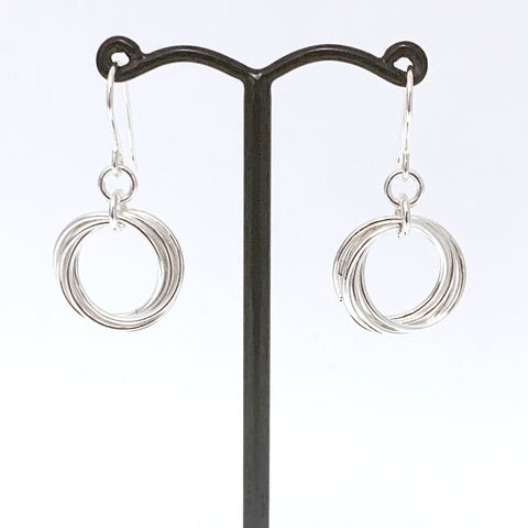 Mobius 12 earrings