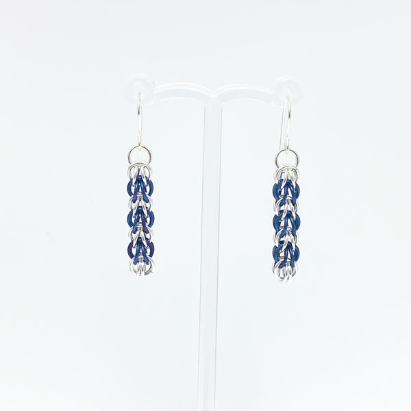 'Elle' 7 Jeans & Silver earrings