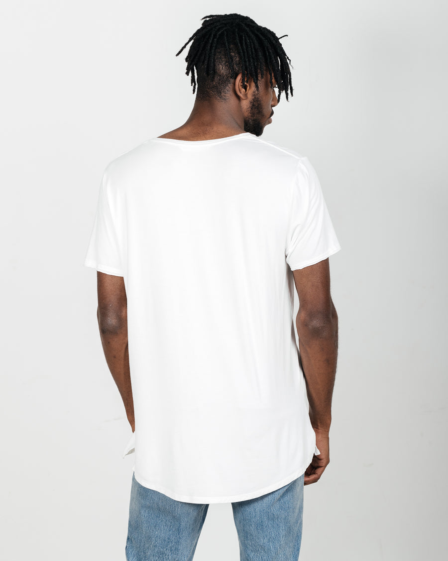 The Daniel White Bamboo Tee