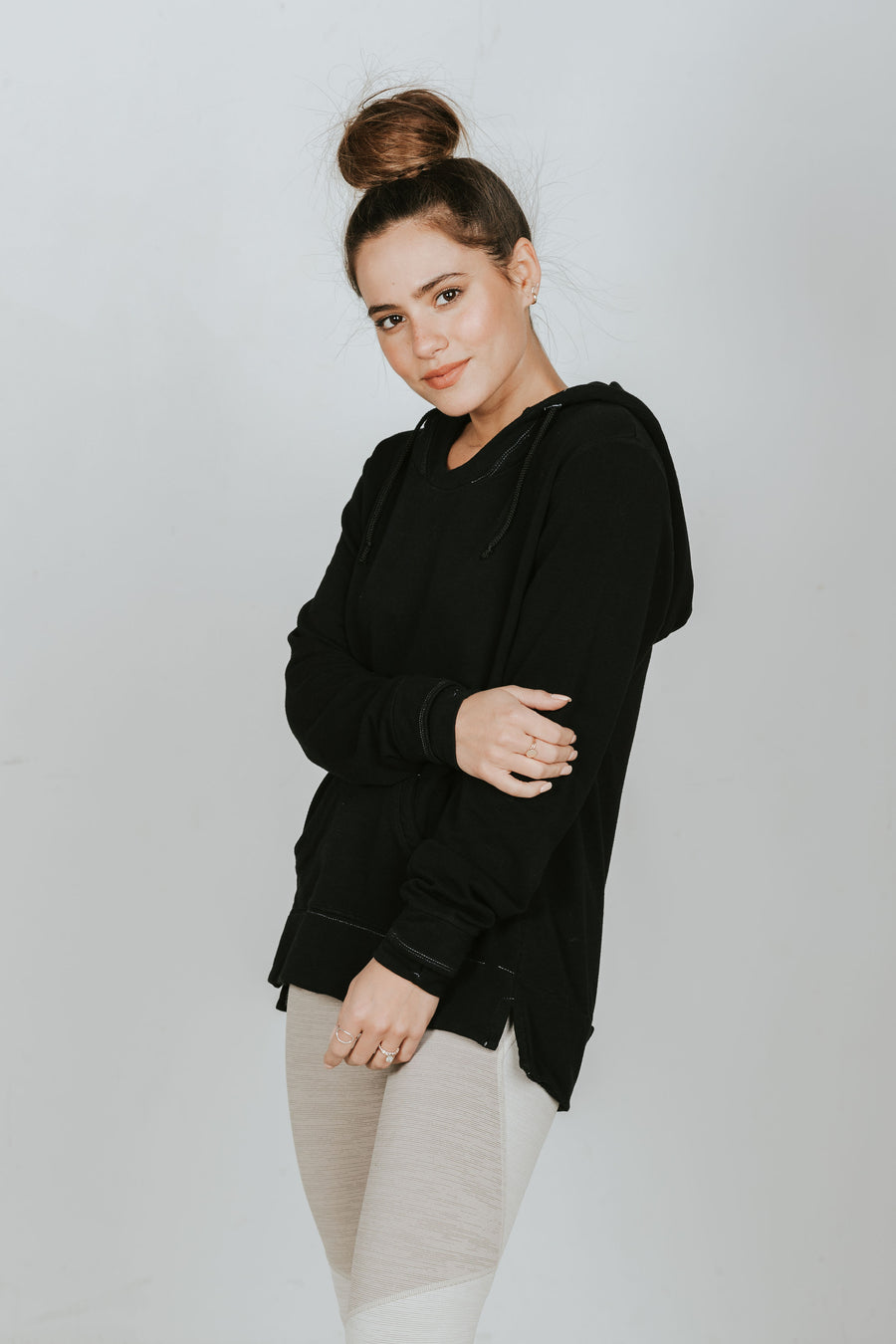 The Bella Bamboo/Organic Cotton Hoodie