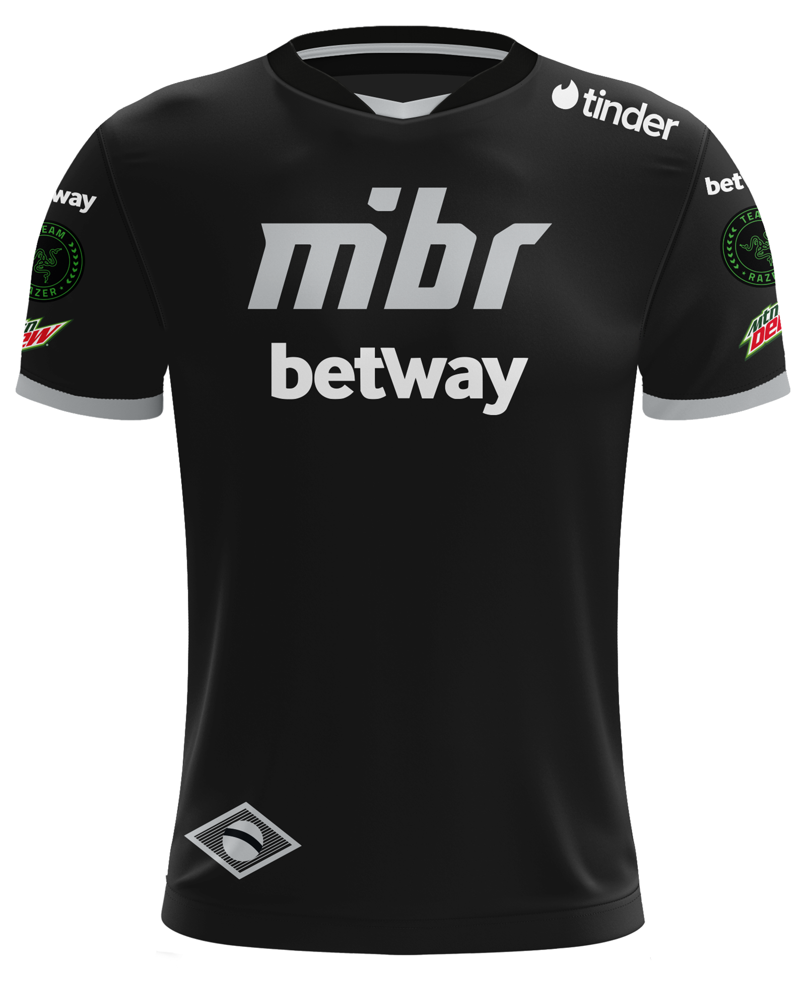 Uniforme Oficial MIBR – MIBR Official Shop b30fc1a9cd0ed