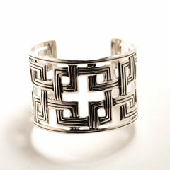 Chinese Fret Bangle
