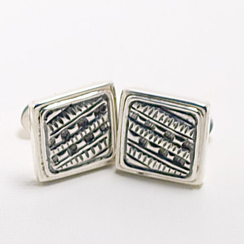 Kapa Cufflink or Earrings - Ho'omahua
