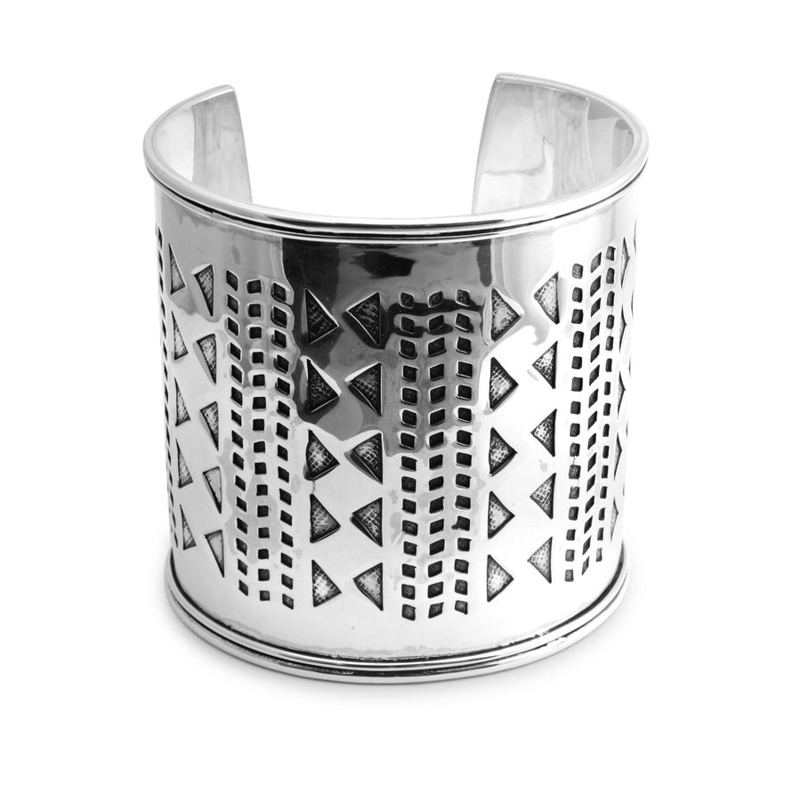 Sonny Ching Special Polished Cuff