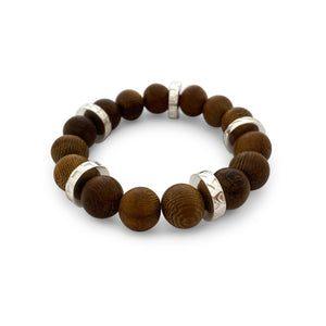 Beaded Bracelet - Kapa Spacers
